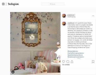 MORAR MAIS POR MENOS no instagram ARQTETURAS em 16 de setembro de 2019