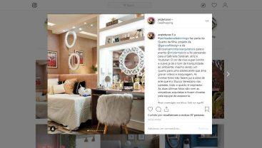 MORAR MAIS POR MENOS no instagram ARQTETURAS, em 18 de agosto de 2019