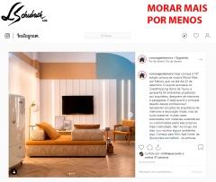 MORAR MAIS POR MENOS no instagram COMOAGENTEMORA, de 08 de agosto de 2019