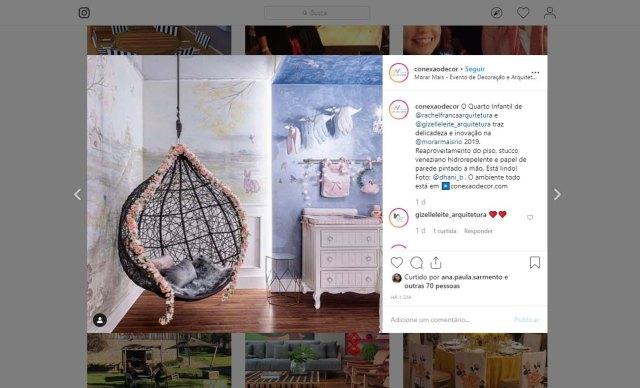 MORAR MAIS POR MENOS no instagram CONEXAODECOR em 14 de agosto de 2019 (1)