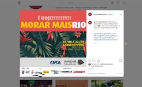 MORAR MAIS POR MENOS no instagram GARIMPOBOMGOSTO em 14 de agosto de 2019