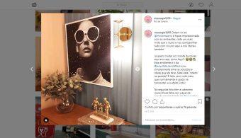 MORAR MAIS POR MENOS no instagram NOSSOAPE1205 em 16 de agosto de 2019
