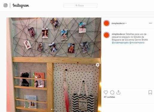 MORAR MAIS POR MENOS no instagram SIMPLESDECOR em 10 de setembro de 2019 (2)