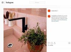 MORAR MAIS POR MENOS no instagram SIMPLESDECOR em 10 de setembro de 2019