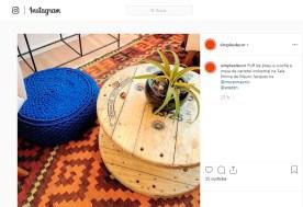 MORAR MAIS POR MENOS no instagram SIMPLESDECOR em 12 de setembro de 2019
