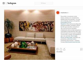 MORAR MAIS POR MENOS no instagram SIMPLESDECOR em 6 de setembro de 2019 (2)