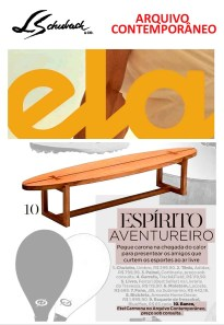 ARQUIVO CONTEMPORÂNEO na REVISTA ELA do jornal O GLOBO de 15 de dezembro de 2019 - parte 2