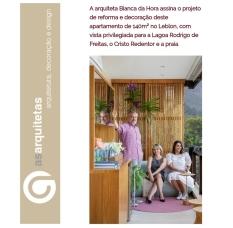 BIANCA DA HORA no site AS ARQUITETAS publicado em 16 de janeiro de 2020