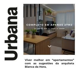 BIANCA DA HORA no site da REVISTA URBANA publicado em 27 de janeiro de 2020