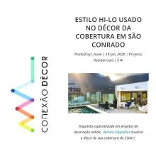 RENATA DECOR no site CONEXÃO DECOR publicado em 20 de janeiro de 2020